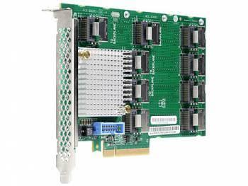 Адаптер HPE 12Gb SAS Expander Kit for ML350 Gen9 (769635-B21)