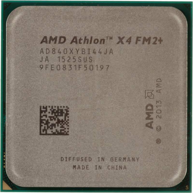 Процессор AMD Athlon II X4 840 Socket-FM2+ OEM (AD840XYBI44JA) - фото 1