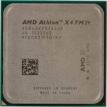 Процессор AMD Athlon II X4 840 Socket-FM2+ OEM (AD840XYBI44JA)