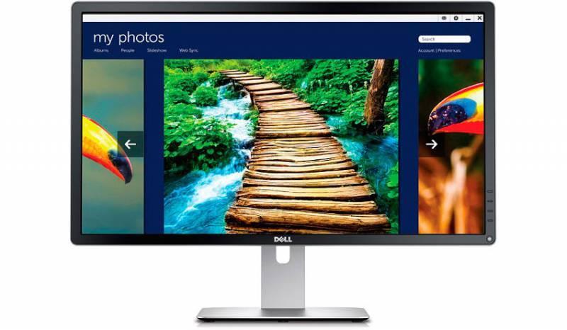 """Монитор 27"""" Dell P2715Q черный - фото 1"""