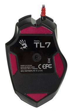 Мышь A4 Bloody TL7 Terminator черный / серый