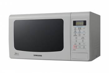 СВЧ-печь Samsung GE83KRS-2 серый (GE83KRS-2/BW)