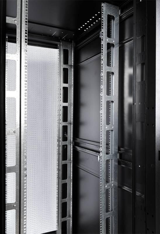 Шкаф серверный ЦМО ШТК-СП-48.8.12-48АА-9005 48U черный - фото 5