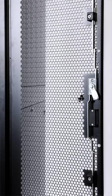 Шкаф серверный ЦМО ШТК-СП-48.8.12-48АА-9005 48U черный - фото 10