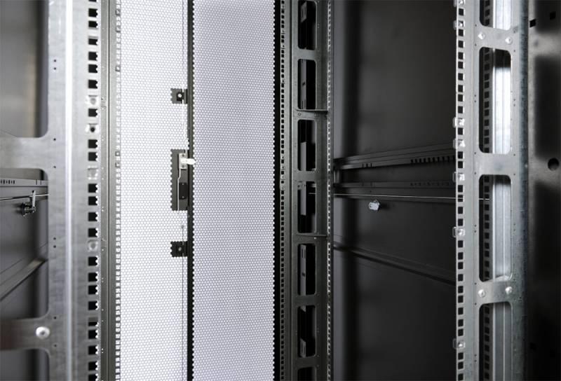 Шкаф серверный ЦМО ШТК-СП-48.8.12-48АА-9005 48U черный - фото 11