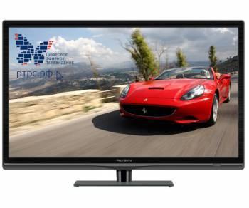 Телевизор LED 18.5 Rubin RB-19SE7T2C черный