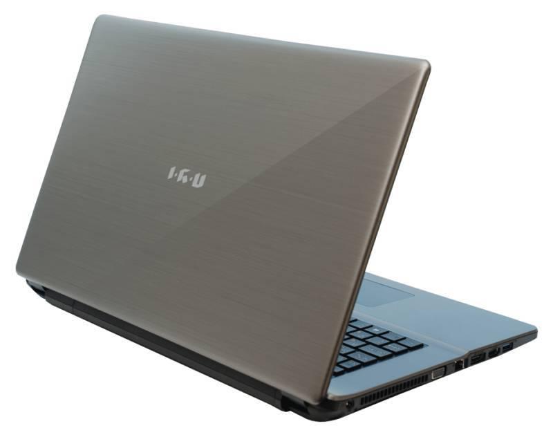 """Ноутбук 15.6"""" IRU Jet 1533 (998032) черный - фото 2"""