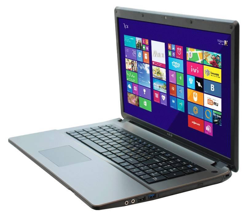 """Ноутбук 15.6"""" IRU Jet 1533 (998032) черный - фото 5"""