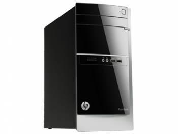 Системный блок HP Pavilion 500-400nr черный/серебристый (K2B13EA)