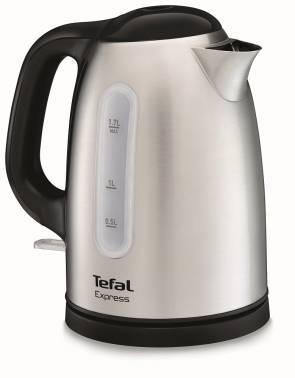 Чайник электрический Tefal KI230D30 серебристый (7211001756)