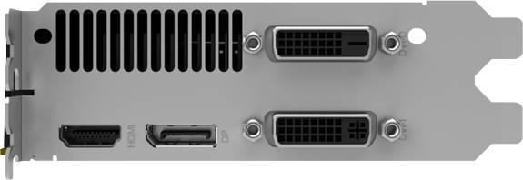 Видеокарта Palit GeForce GTX 960 2048 МБ - фото 2